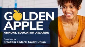 Golden Apple Educator Awards