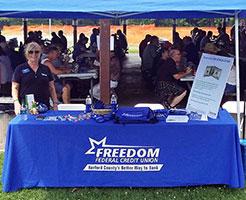 Freedom Business Development Specialist Sue Manning