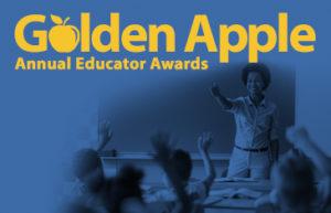 Golden-Apple-Web-Background