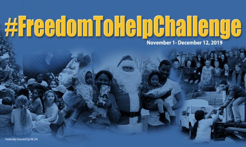 #FreedomToHelpChallenge
