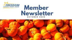 October Newsletter Snippet