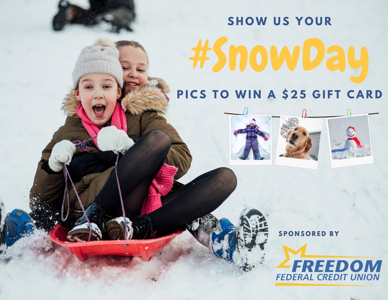 #SnowDay Photo Contest
