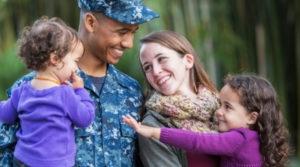 Military saves homepage image